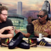 Snoop Dogg got stoned with Seth Rogen and did an Aidan Gillen impression