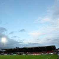Are Kim and Kanye bound for Turners Cross next Friday night?