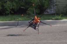WATCH: The remote controlled robot that will outrun you
