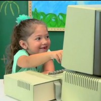 These kids reacting to technology will make you feel ancient