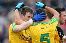 Here's our GAA football championship team of the weekend