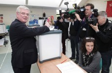 Eamon Gilmore to face two no-confidence motions