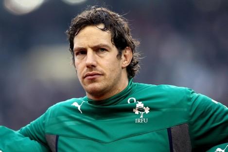 32-year-old lock McCarthy will captain Dan McFarland's squad.