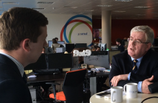 VIDEO: In his last big interview, Gilmore firmly believed he'd be Labour leader in 2016