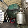 Customs truck carrying fuel laundering evidence hijacked and set alight