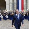 Humiliated in the polls, Hollande calls for EU reform