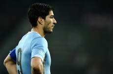Luis Suarez's doctor optimistic that he will be fit for the World Cup