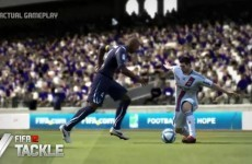 Watch: A sneak preview of how the FIFA 12 football game will look