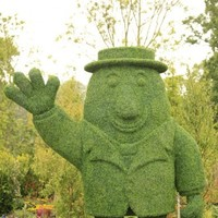 There's a giant Mr Tayto bush in Dublin