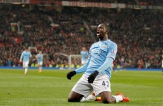 Is Yaya Toure set for a move to Paris St-Germain?
