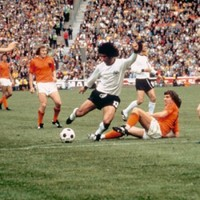 'The Dutch team of 1974 is often compared to The Beatles with Johan Cruyff as John Lennon'