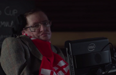 Stephen Hawking gets all scientific on England's World Cup chances
