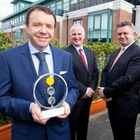 Best in Europe: Irish company sees off competition from field of 17,000