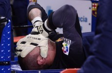 The injured XI: the crocked stars you won't be seeing on the pitch in Brazil this month