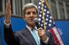 """John Kerry: Snowden should """"man-up"""" and come back to America"""