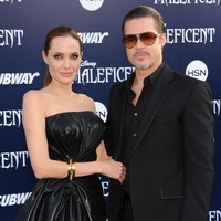 Brad Pitt punched in the face at film premiere