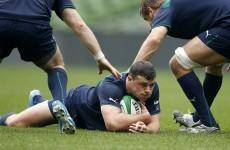 Robbie Henshaw to miss Ireland's tour of Argentina