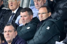 Roy Keane is the new favourite for Celtic manager job