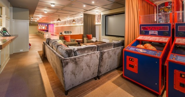 This €18 million Malibu mansion comes with a secret 'Batcave'
