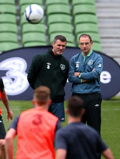 We'll Leave It There So: Celtic's Keane interest, Henshaw's hand and all today's sport