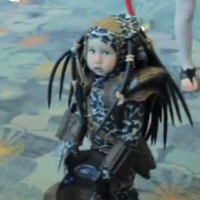 This insanely cute baby predator is just TOO much