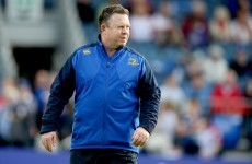 'There has been genuine growth in the group' - Leinster coach Matt O'Connor