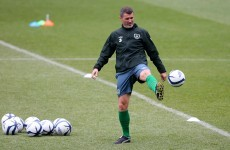 Martin O'Neill confirms Celtic's 'informal talks' with Roy Keane