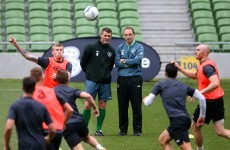 O'Neill denies Keane was being nudged towards Ireland exit as Celtic consider swoop