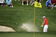Rory McIlroy's post-Wozniacki hot-streak continues with 63 to lead Memorial Tournament