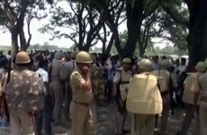 Two teen sisters gang raped and hung from a tree in India