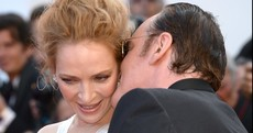 13 pictures that prove Quentin Tarantino and Uma Thurman are 100% in love