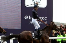 Watch: Queen denied first Epsom Derby win as Pour Moi takes the spoils