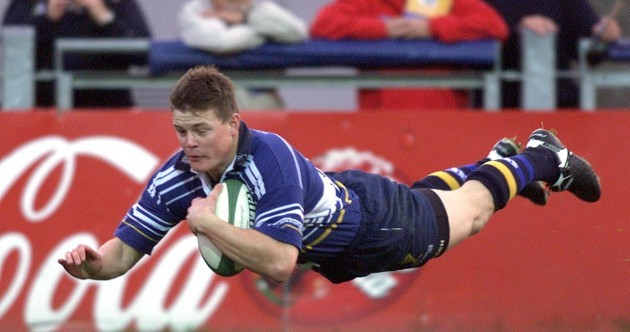 Tricks, tackles and more than a few tries: Leinster's Brian O'Driscoll tribute is absolutely brilliant