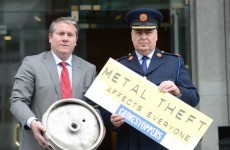 Businesses warned of rise in metal theft