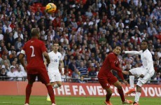Sturridge curls in a beauty as England push Peru aside