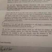 """Bausch and Lomb staff receive letter stating redundancies are the """"reality of the state of business"""""""