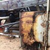 Man finds face of Jesus on rusting air conditioning unit