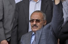 Confusion reigns as Yemen's president Saleh arrives in Saudi Arabia for medical treatment