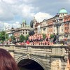 Pics: Brave swimmers take to the Liffey for charity