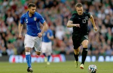 As it happened: Ireland v Italy, international friendly