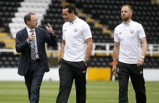 Meyler and Hendrick get chance to shine as O'Neill names XI for Italy friendly