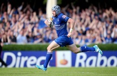Here are the tries that gave Leinster victory over Glasgow in the Pro12 final