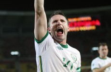 In pictures: FYR Macedonia 0, Republic of Ireland 2
