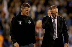 O'Neill praises 'excellent' Ireland, expects Keane future to be resolved by Wednesday
