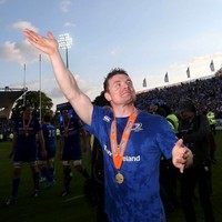 'I'm sure I'll be about the place. I'll take anything' - O'Driscoll waves goodbye, for now