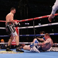 'I think... I got knocked the f*** out' - Groves reacts to KO on Twitter