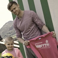 Damien Duff signs up for Merryn Lacy football fundraiser at Carlisle Grounds