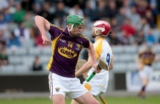 Wexford rout Antrim to book Leinster SHC semi-final spot