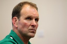 IRFU confirm forwards coach John Plumtree to take up NZ coaching role