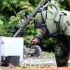Explosive device found outside house in Louth